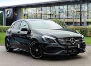 Used Mercedes-Benz  A Class  Cosmos Black  by Sandown Group UK