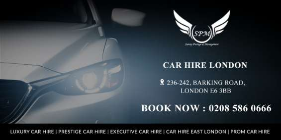 Luxury car rental uk