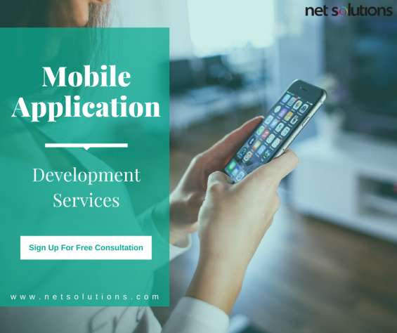 Top mobile application design and development services
