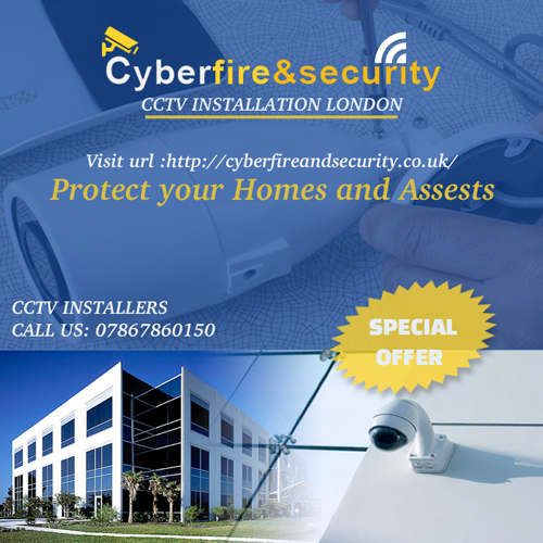Cctv companies london - cctv security solutions