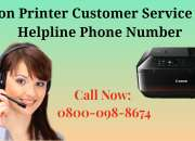 Canon Printer Tech Support 0800-098-8674 Phone Number