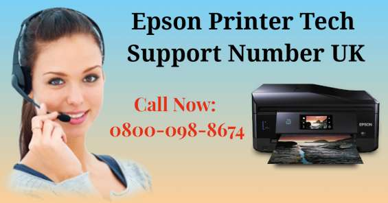 Epson printer technical support 0800-098-8674 uk helpline