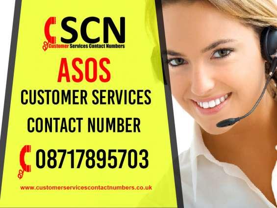 Asos contact number uk: 08717895703