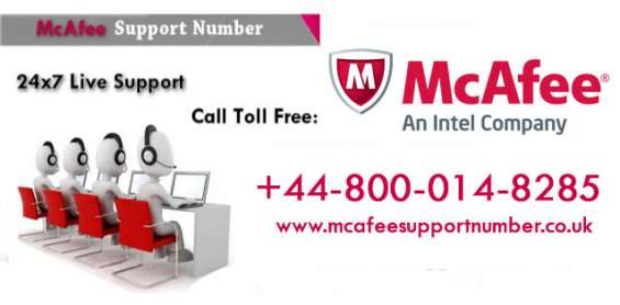 Mcafee technical support number-800-014-8285