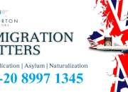 London Based Leading Immigration Solicitors