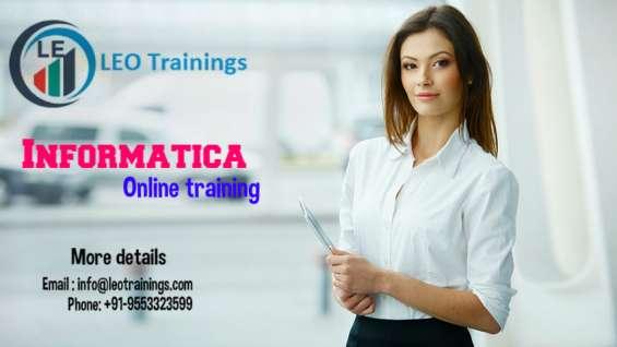 Online informatica training in uk