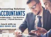 Avail best accounting services in London from Nexa Accountants