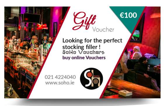 Best sports bar in cork - soho