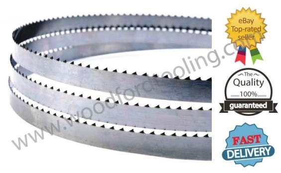 "Online bandsaw blades (pack of 5) 88"" x 3/8"" x 6tpi 2235mm"