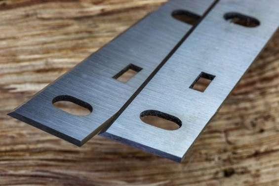 Woodstar pt85 hss planer blades knives 210mm slotted online @ uk