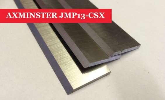 Axminster jpm 13-csx planer blades knives - set of 3 online for sale