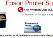 Epson Printer Technical Customer Care Number UK @ 0808-238-7544