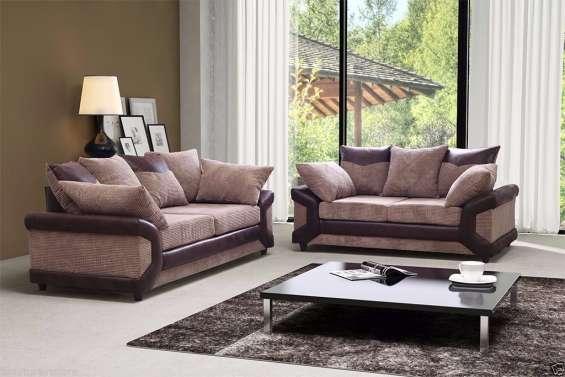 Dino 3+2 seater sofas