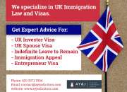 A Y & J Solicitors – Best Immigration Solicitors in London