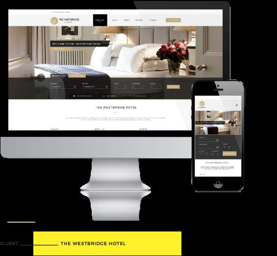 Web design & development service across london and the home counties