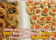 BBQ buffet catering company in Sheffield