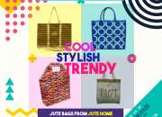 Shop latest Jute bags from Jute Home in 2018!