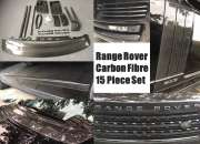 Carbon Fibre Kits To Style Your Range Rover