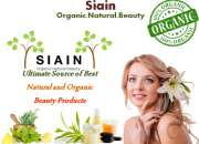 Organic Skincare Products