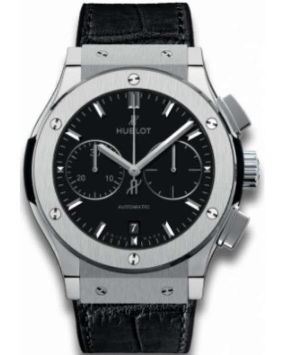 Hublot classic fusion chronograph 45mm black t