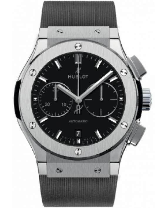 Hublot classic fusion chronograph 45mm black