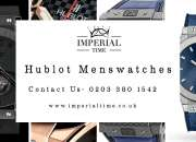 Hublot Classic Fusion Chronograph 45Mm Blue