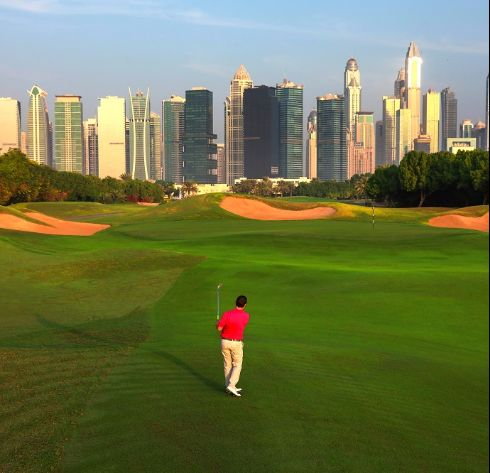 Get luxury golf holiday experts in dubai