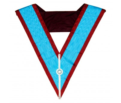 Masonic mark officers collar