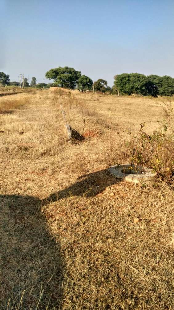 Residential zone dtcp plot for sale near it park maheswaram