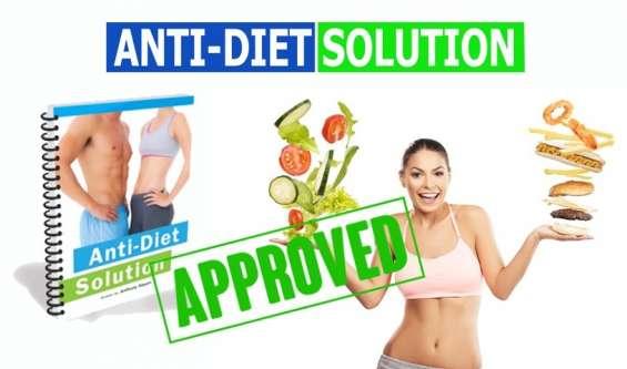 Hi anti diet solution