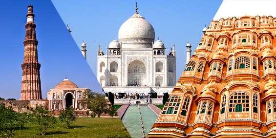 Delhi agra taj mahal tour