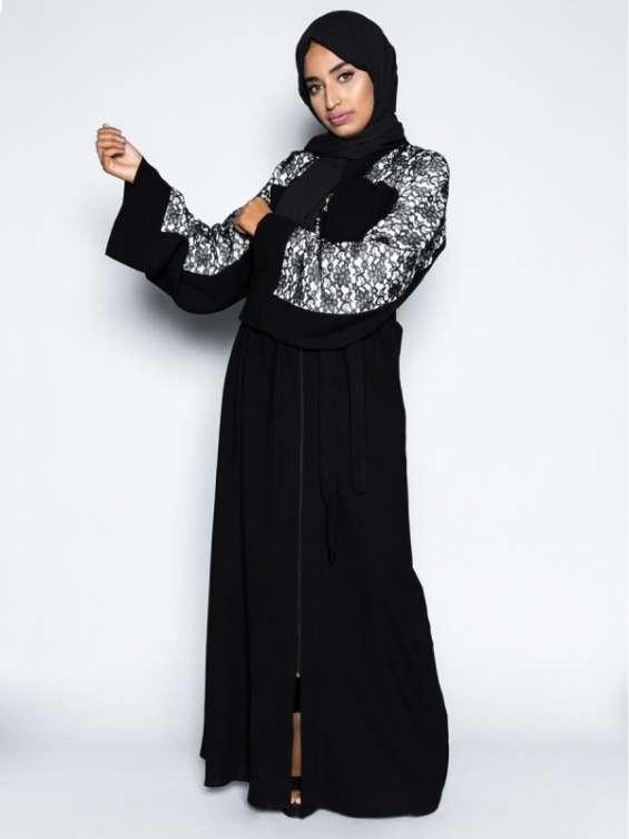 Open abaya uk