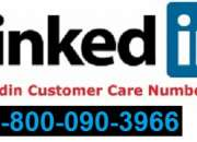 Linkedin support number 0-800-090-3966 for suspended accounts
