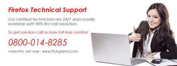 Mozilla firefox tech support number [0800-014-8285]