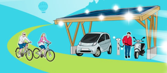 Search for electric vehicles information