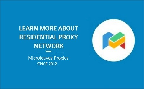A complete guide on residential proxy network