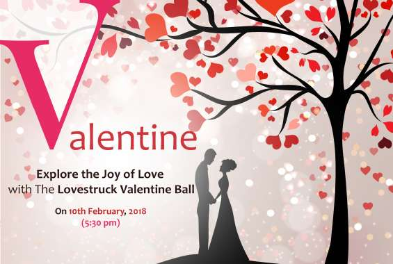 The lovestruck ball event in dunstable
