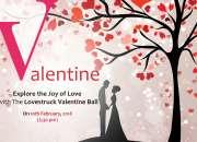 Enjoy the pre-Valentine's Music Show near You