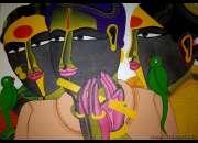 Thota Vaikuntam | Thota Vaikuntam Paintings | Thota Vaikuntam Prints
