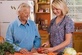 Long term elder care services