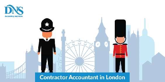 Find online best accountants in london| dns accountants