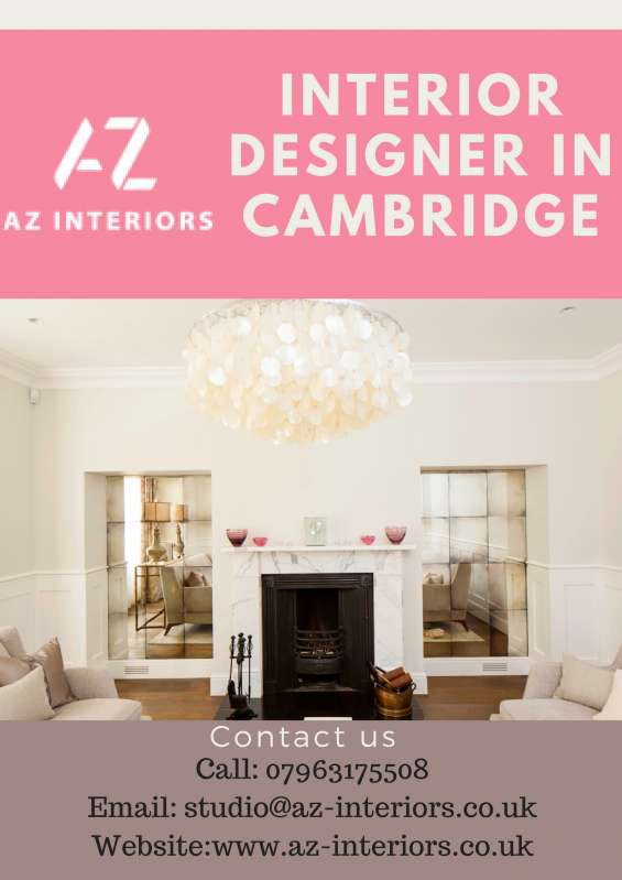Interior designers in cambridge
