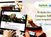 Best website design company fulfilling your requirement.