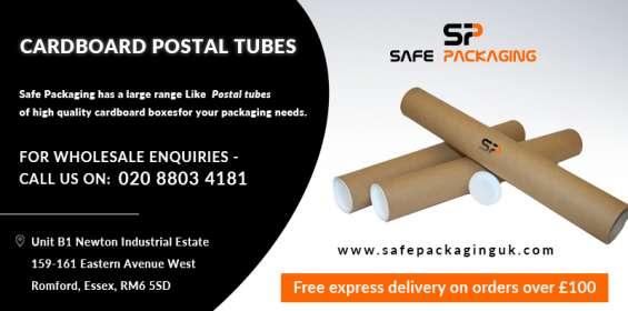 Best cardboard postal tubes