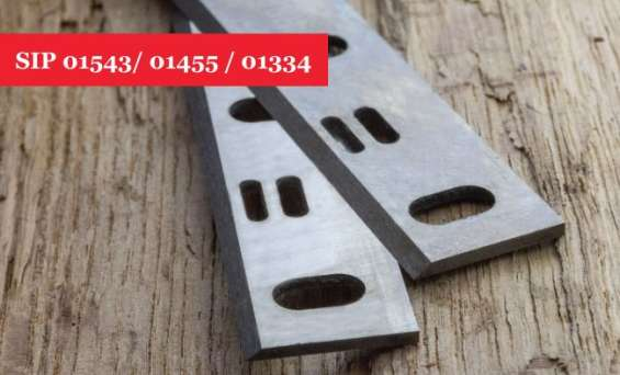 Sip 01543/ 01455 / 01334 planer blades knives - 1 pair online @ uk