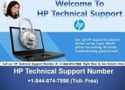 HP Printer Customer Support +1-844-874-7898 (Toll-Free)