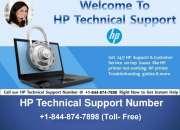 Hp printer customer support +1-844-874-7898 (toll-free)