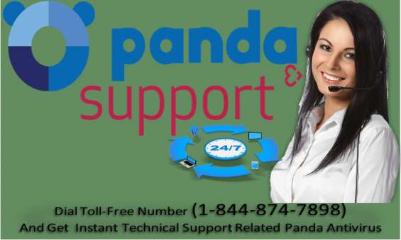 Panda customer service number +844-874-7898 (toll-free)