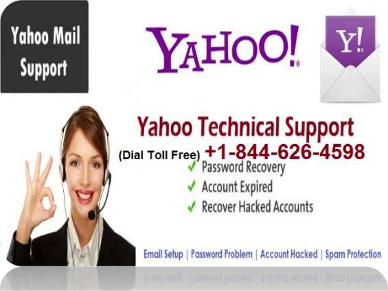 Yahoo mail support number +1-844-874-7898 (toll-free)