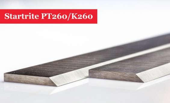 Startrite pt260/k260 planer blades knives - 1 pair online